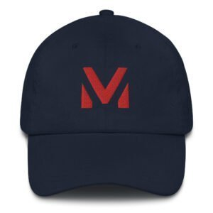 MotorHype Embroidered Icon Logo Baseball Cap